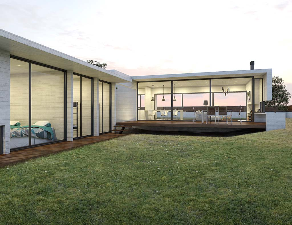 Diseño construccion casa SAREA 3