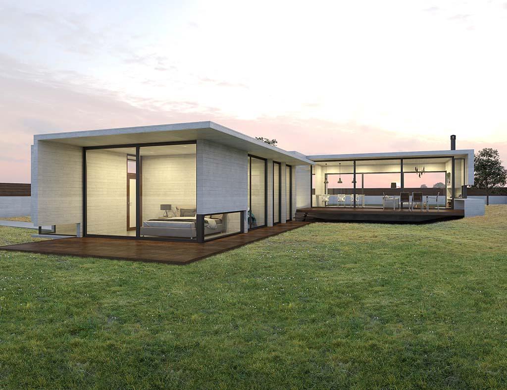 Diseño construccion casa SAREA 4