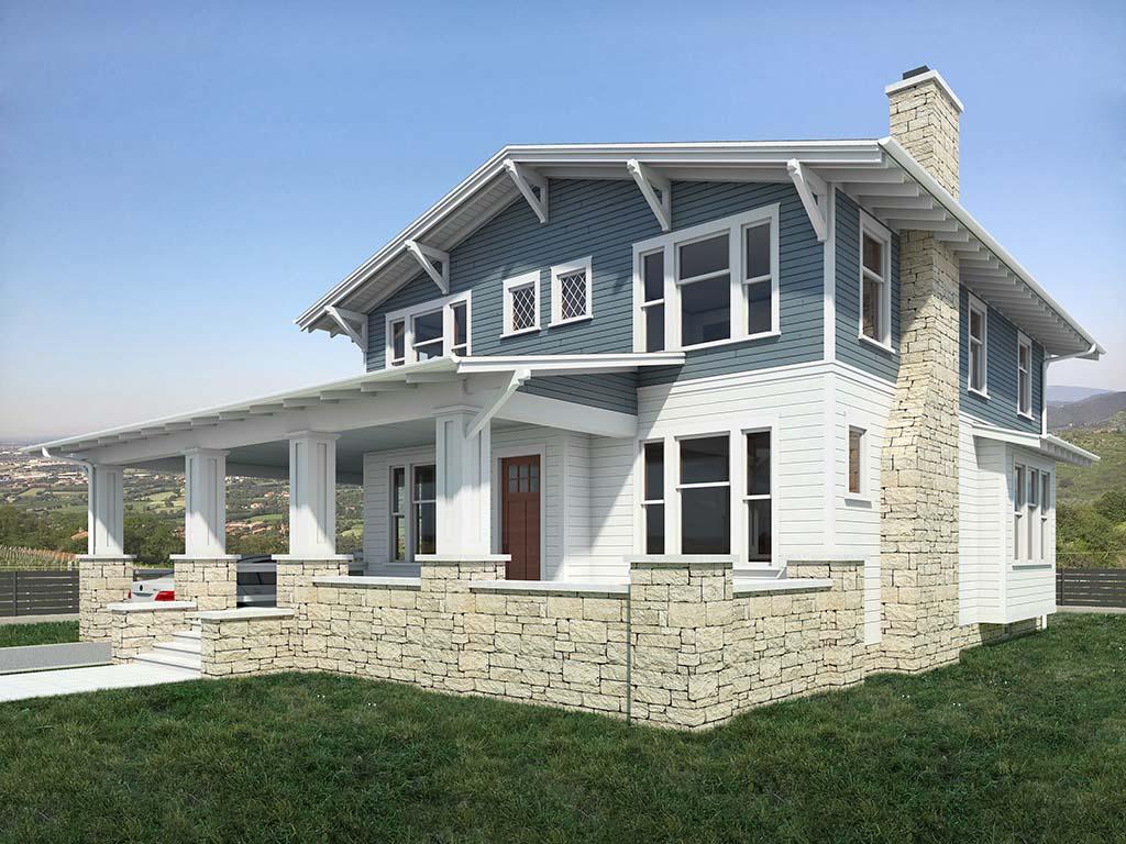 Diseño construccion casa TALBAME 1