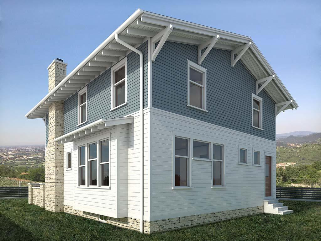 Diseño construccion casa TALBAME 3