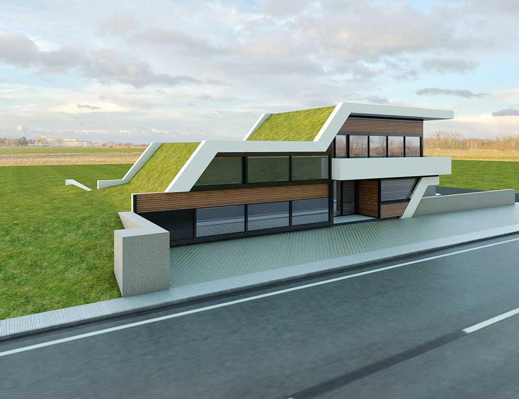 Diseño construccion casa ZAMARA 1