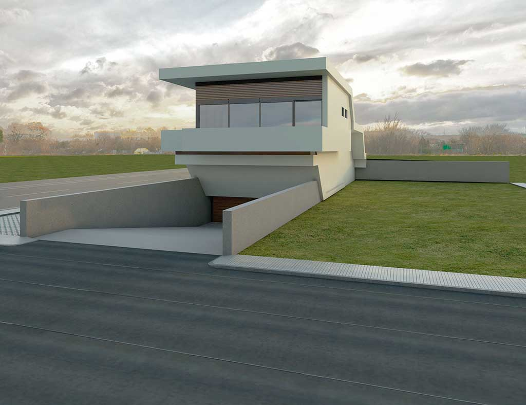 Diseño construccion casa ZAMARA 3