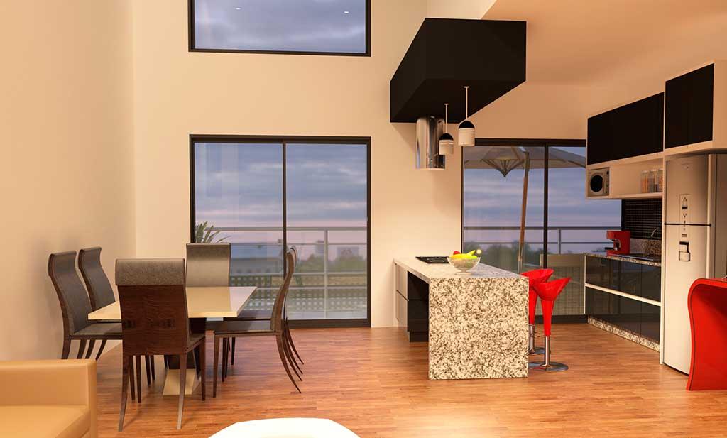Diseño construccion casa ZANCAL 3