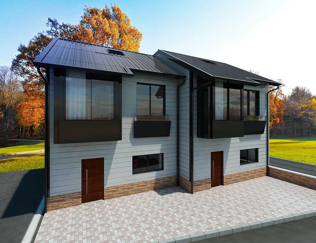 Diseño construccion casa ZARKRAM 1