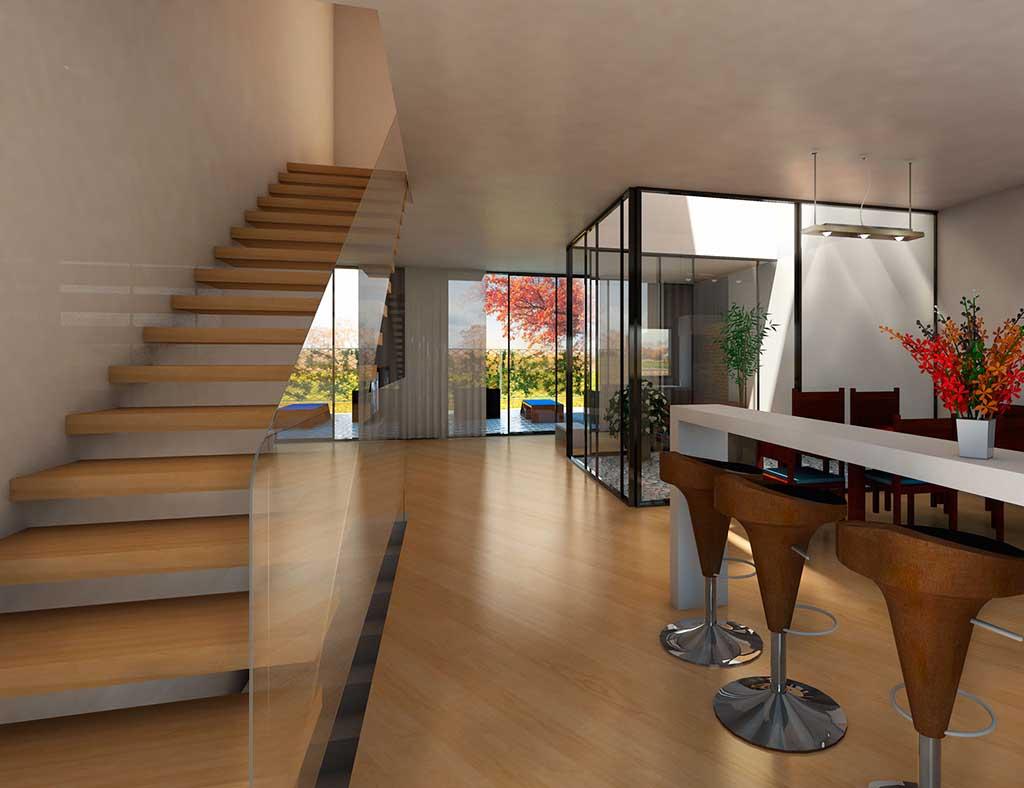 Diseño construccion casa ZARKRAM 3