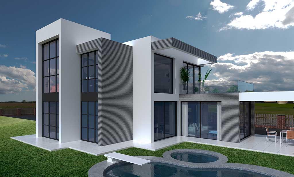 Diseño construccion casa ZENABIA 1