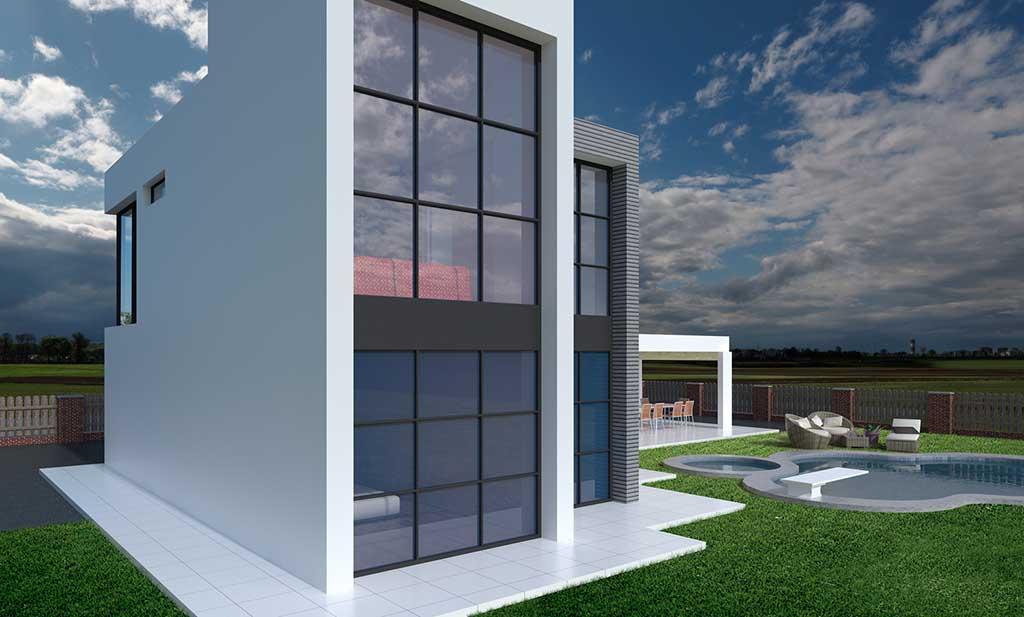Diseño construccion casa ZENABIA 2