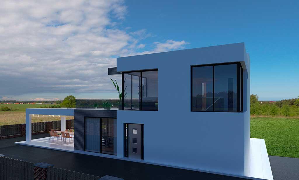 Diseño construccion casa ZENABIA 3