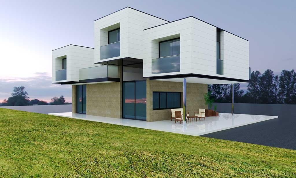 Diseño construccion casa ZEPDAS 1