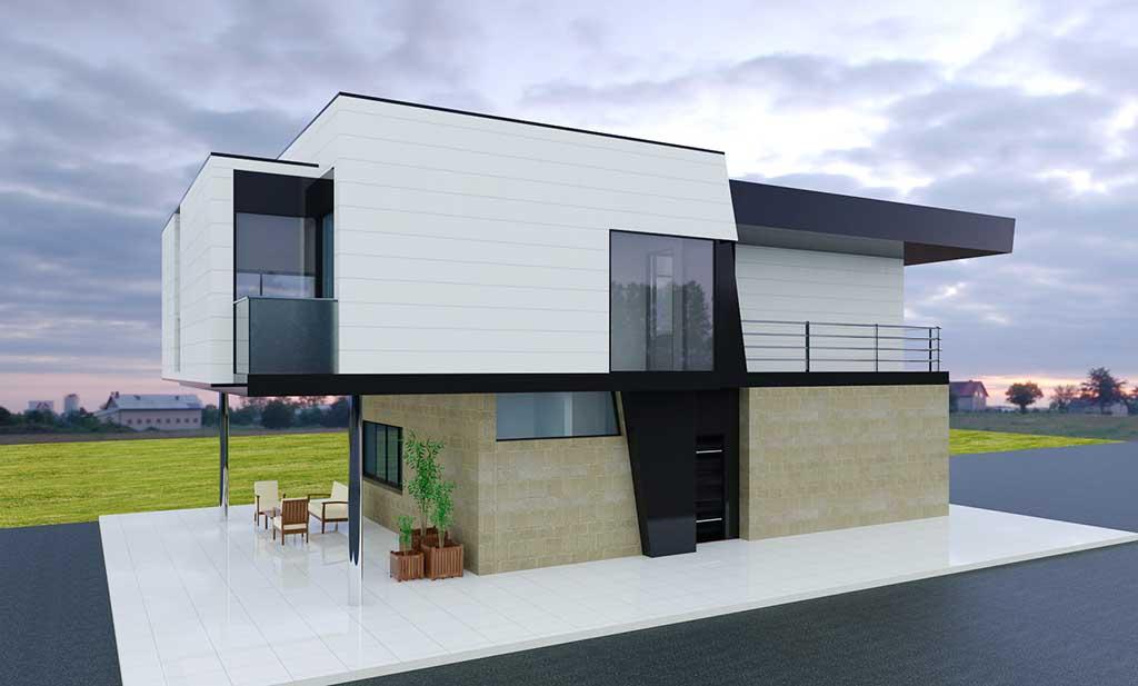 Diseño construccion casa ZEPDAS 3