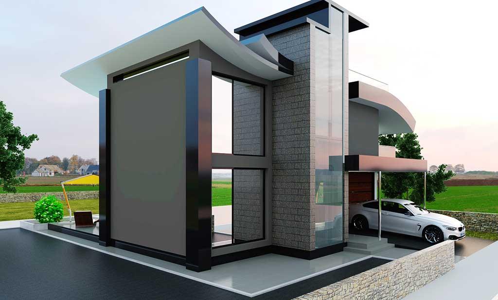 Diseño construccion casa ZOIO 1