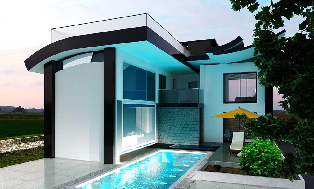 Diseño construccion casa ZOIO 2