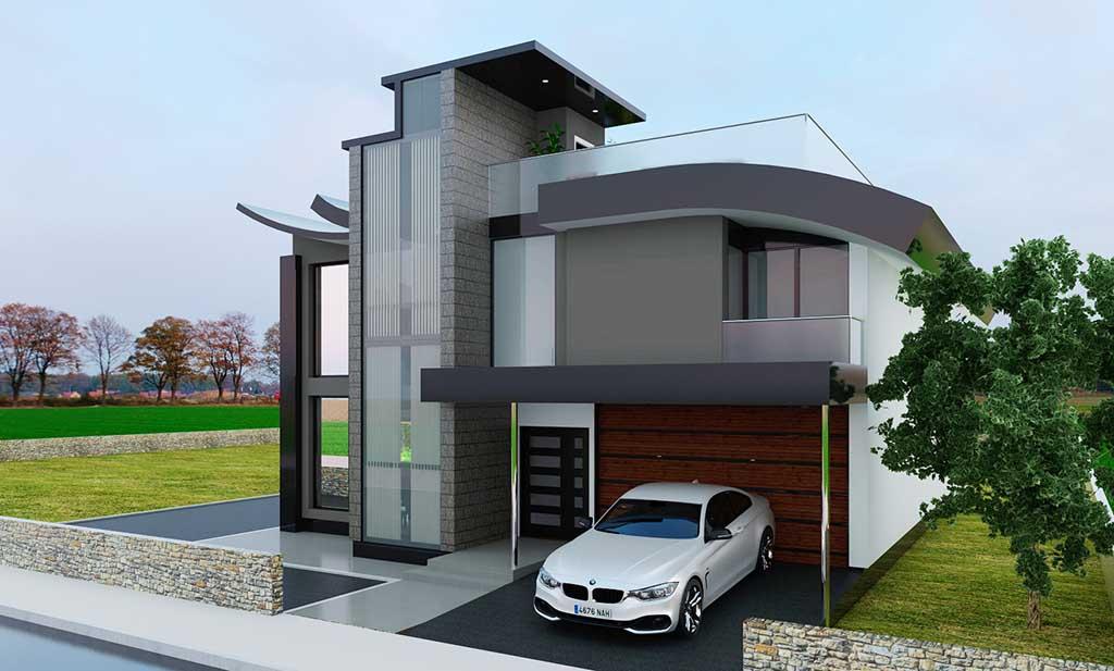 Diseño construccion casa ZOIO 3
