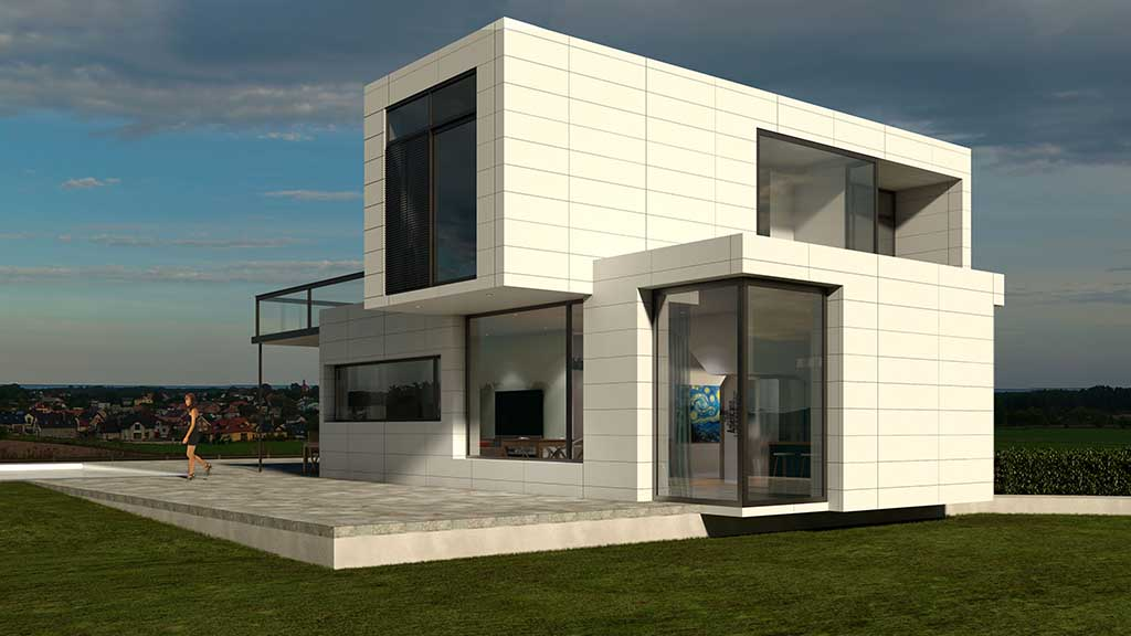 Diseño construccion casa ZOWEN 1