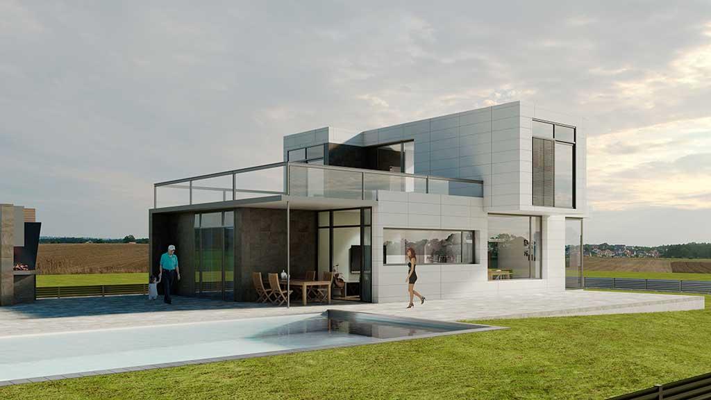 Diseño construccion casa ZOWEN 3