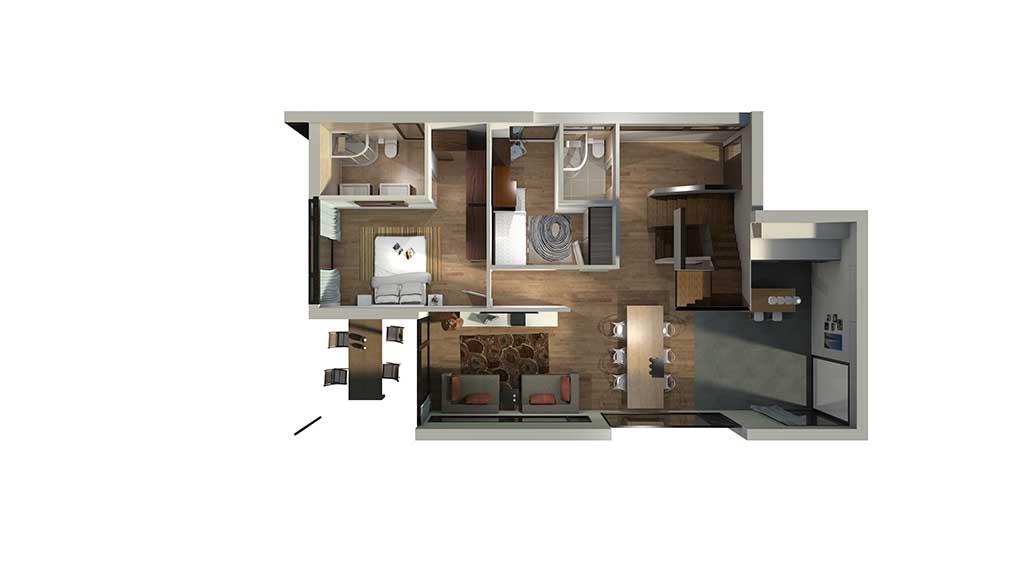 Diseño construccion casa ZOWEN planta baja