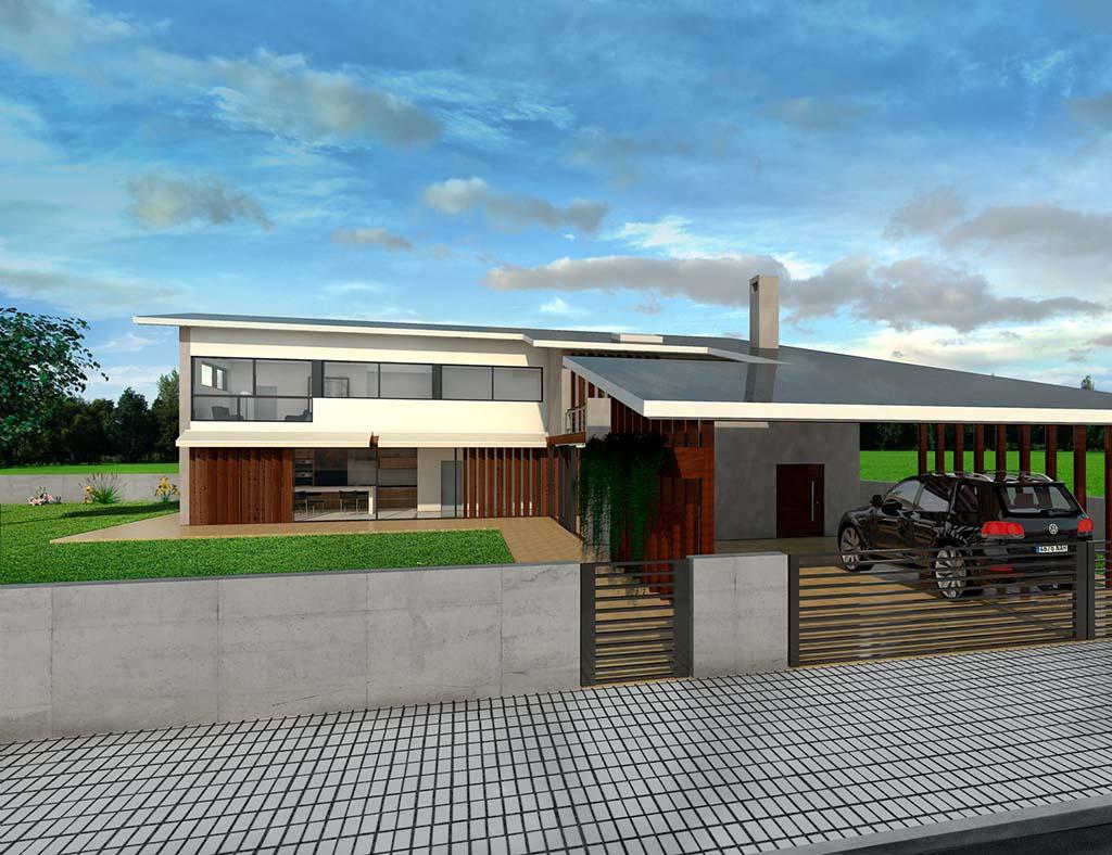 diseño construccion Casa ACALIA 3
