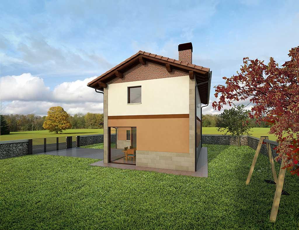 diseño construccion Casa ADLEON 2