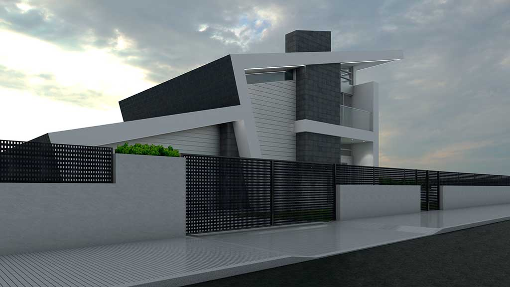 diseño construccion Casa AGLARAY 3