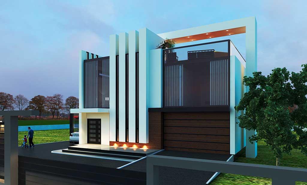 diseño construccion Casa ALCAM 2