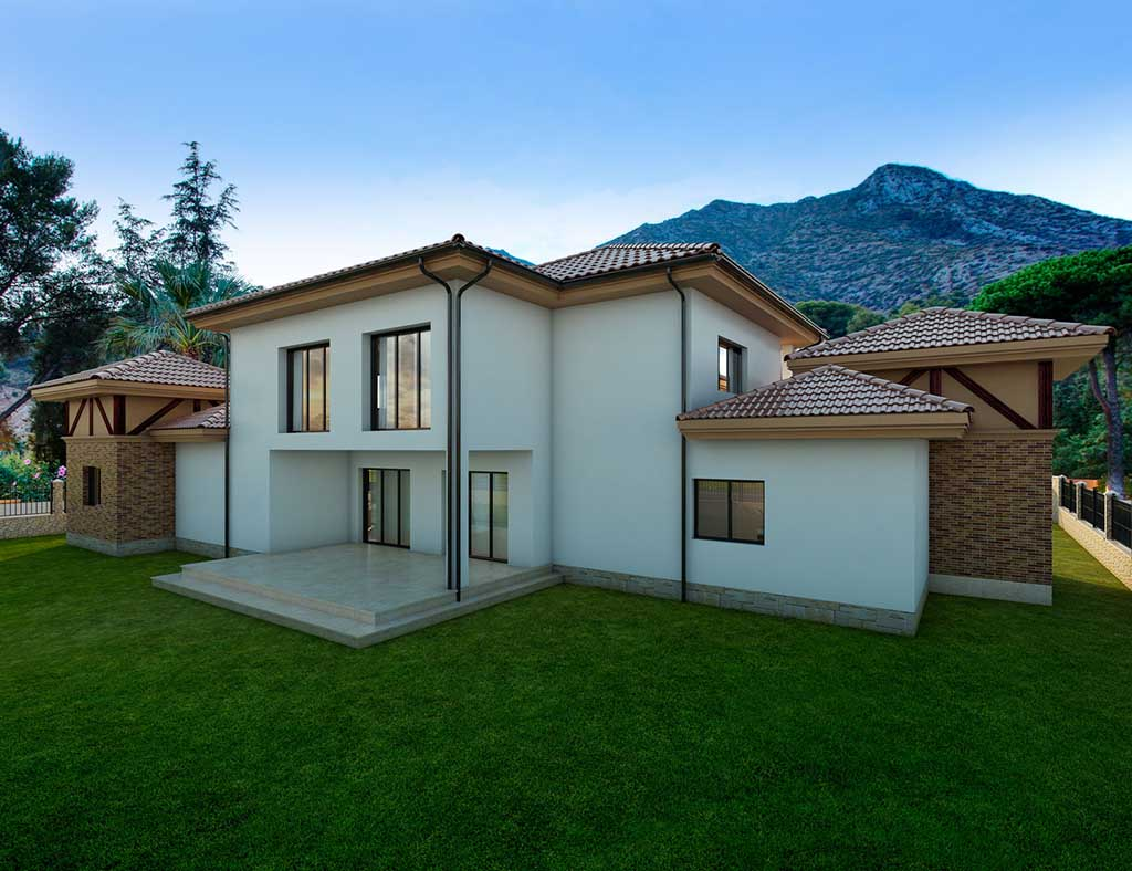 diseño construccion Casa ALCAM 3