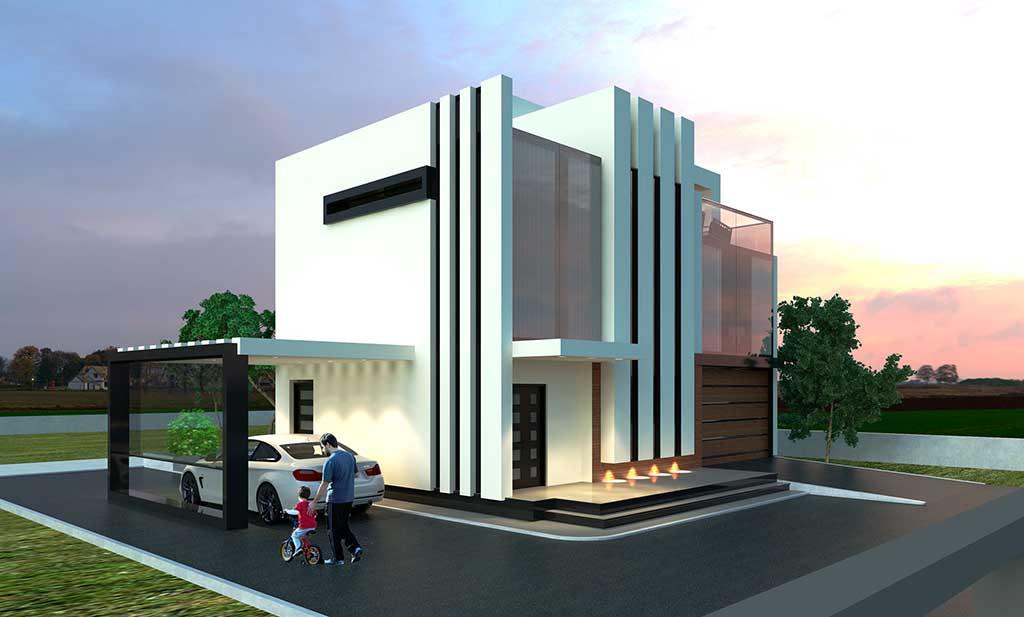 diseño construccion Casa ALEMIAN 1