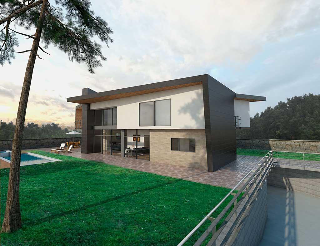 diseño construccion Casa ANKIM 2