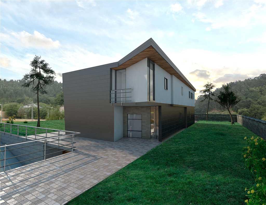 diseño construccion Casa ANKIM 3