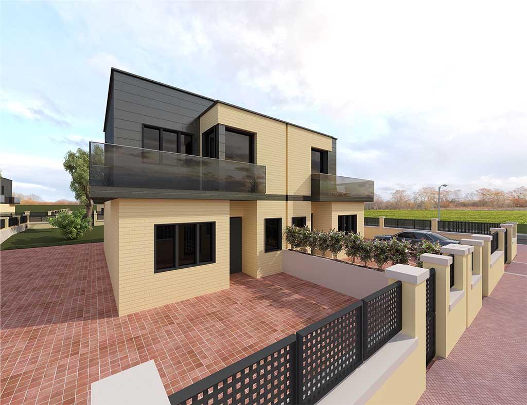 diseño construccion Casa BIMER 1