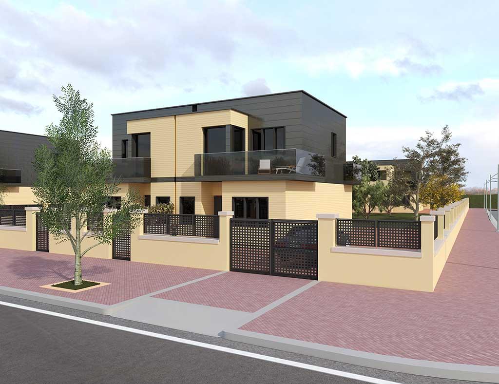 diseño construccion Casa BIMER 2