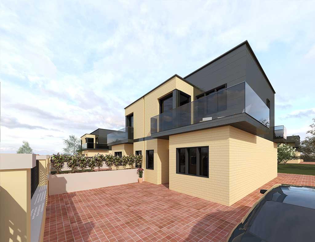 diseño construccion Casa BIMER 3