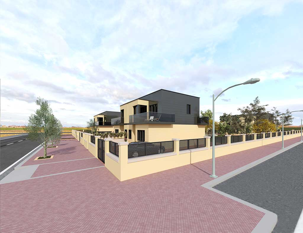 diseño construccion Casa BIMER 4