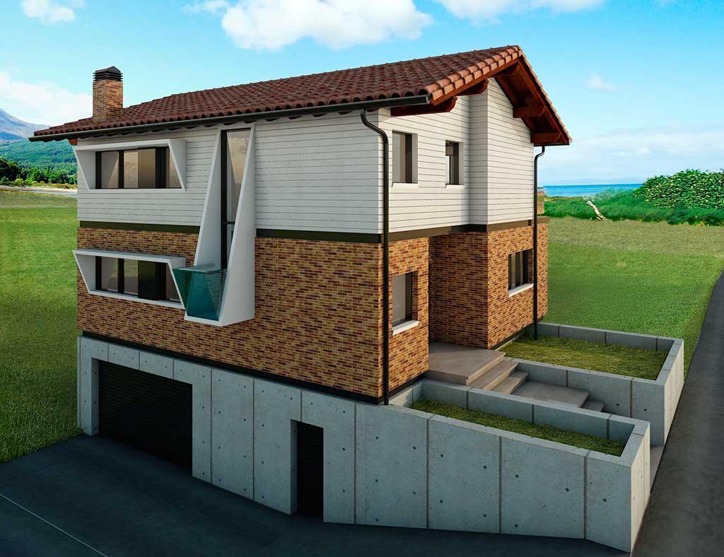 diseño construccion Casa CELARIA 1