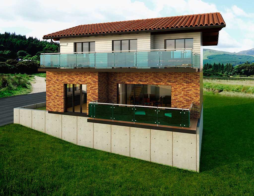 diseño construccion Casa CELARIA 3