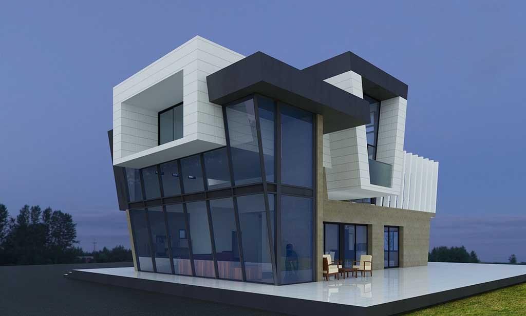 diseño construccion Casa VITAR 1