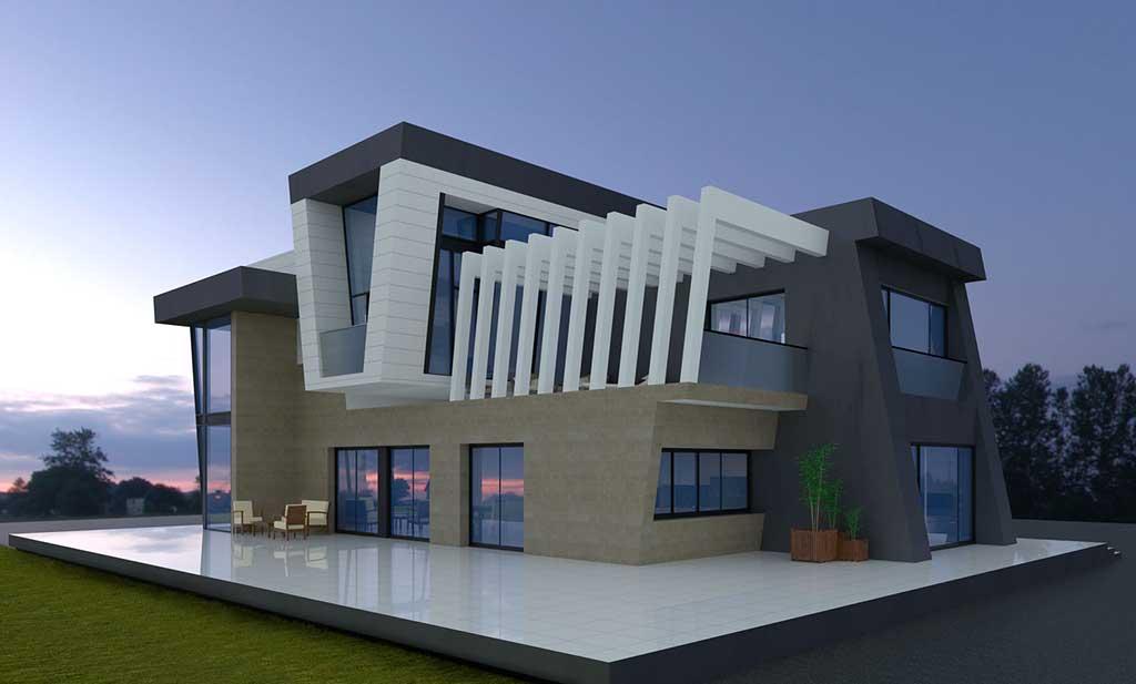 diseño construccion Casa VITAR 3