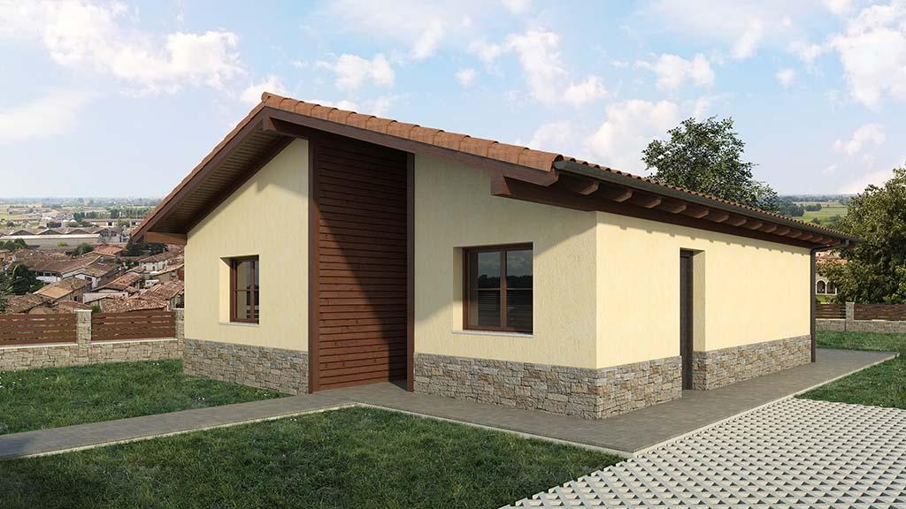 Construccion casa SALMO 1