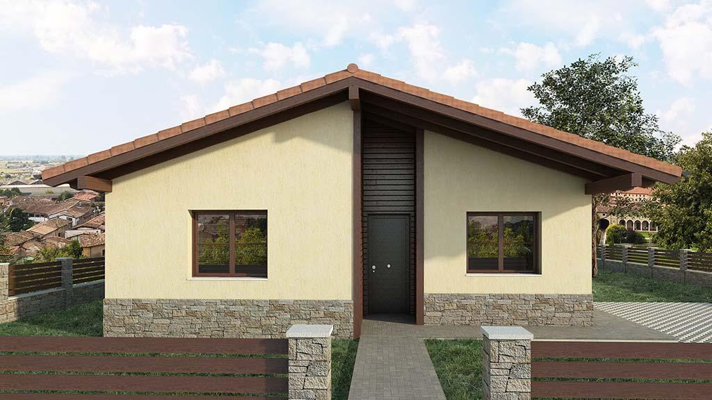Construccion casa SALMO 4