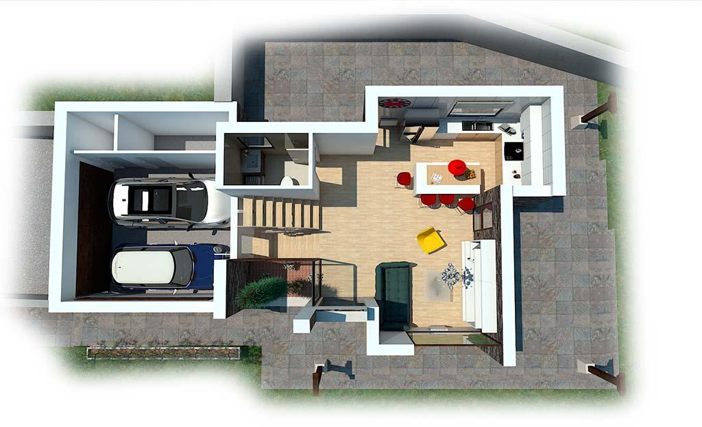 Diseño Construccion LYAM Planta Baja
