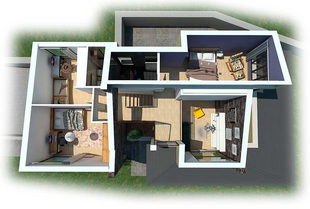 Diseño Construccion LYAM Planta Primera