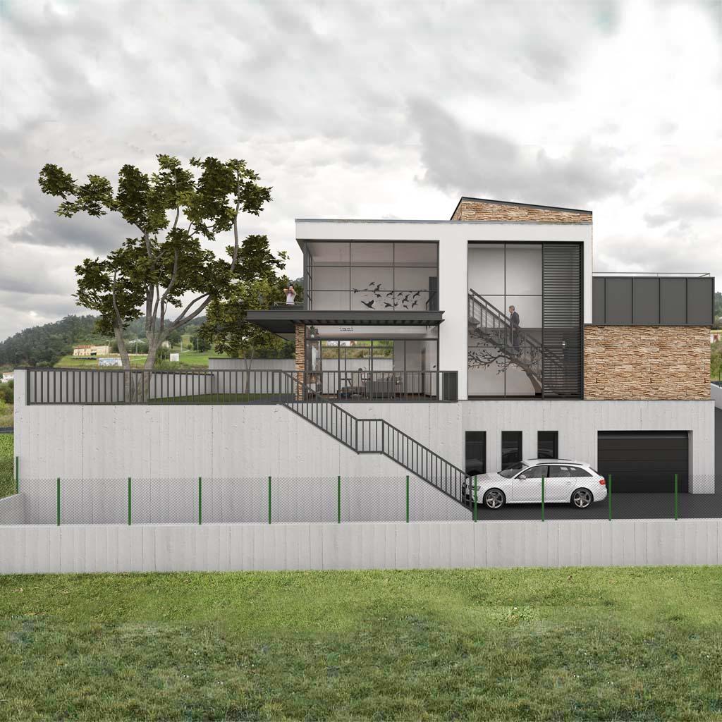 Diseño construccion Casa NEIDUMA 1