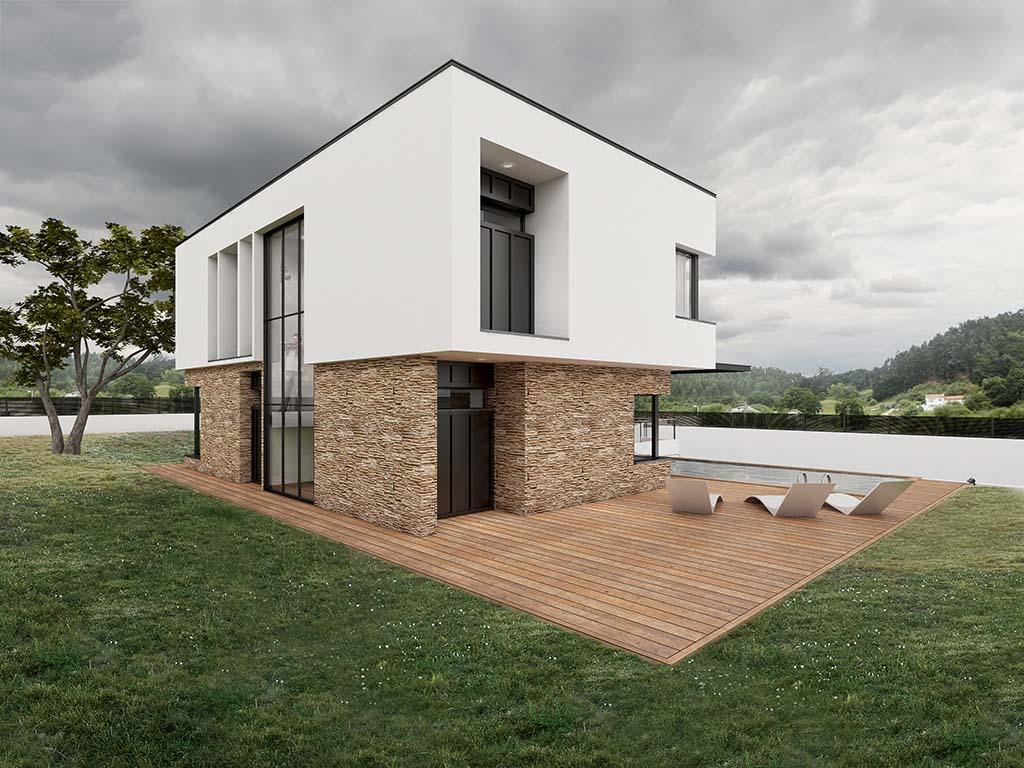 Diseño construccion Casa NEIDUMA 3