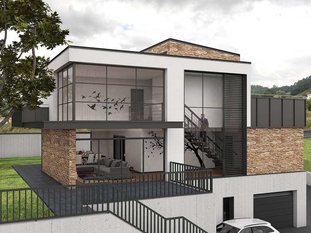 Diseño construccion Casa NEIDUMA 4