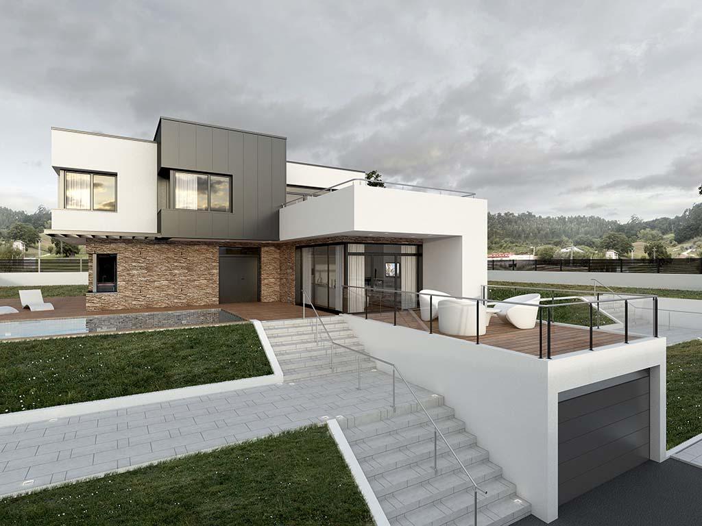 Diseño construccion Casa NEIDUMA 5
