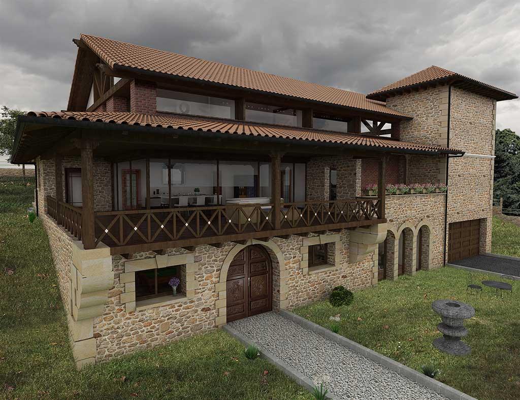 Diseño construccion casa ASTEM 2