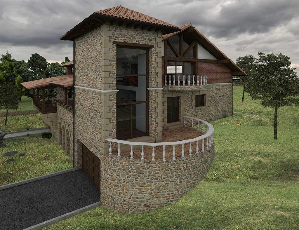 Diseño construccion casa ASTEM 3