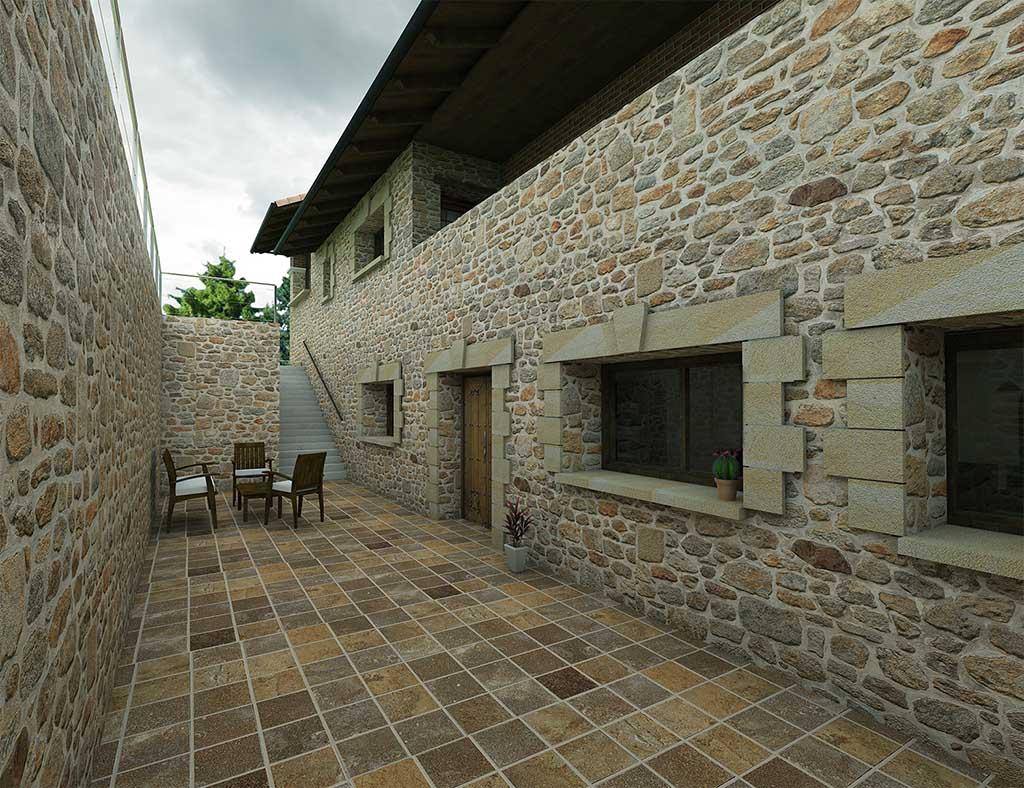Diseño construccion casa ASTEM 5