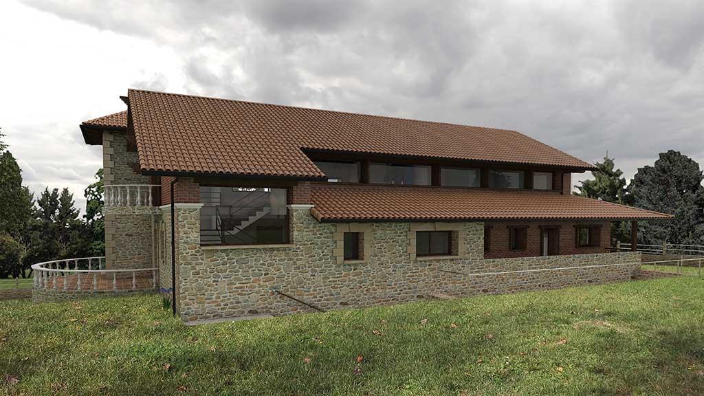 Diseño construccion casa ASTEM 6