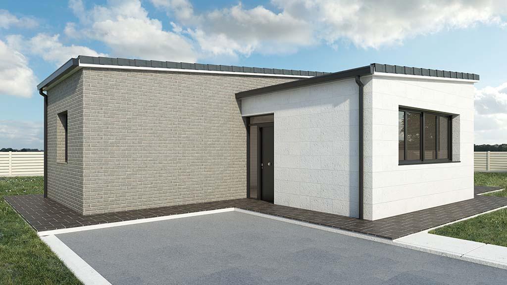 Diseño construccion casa ENDOMIA 1