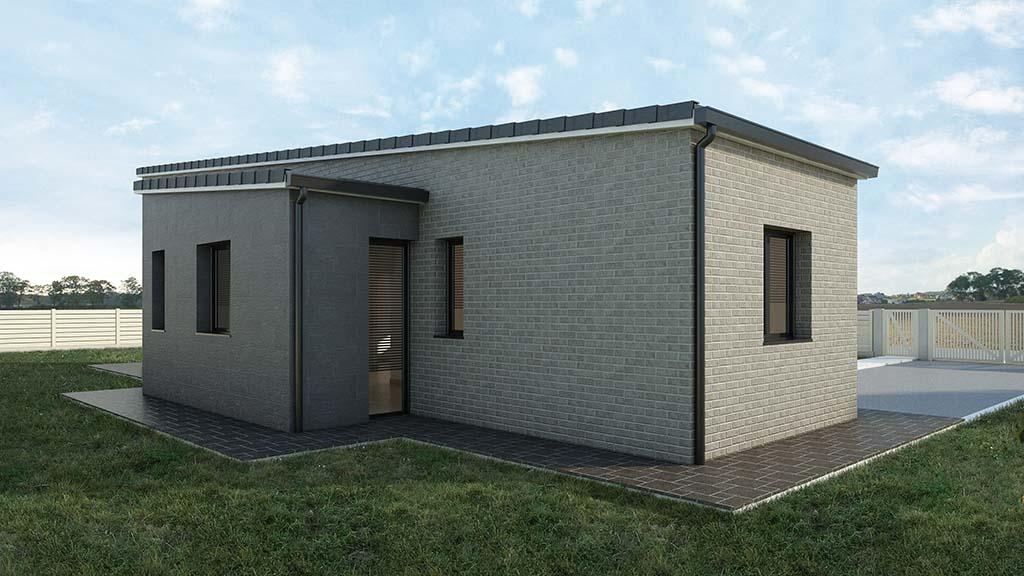 Diseño construccion casa ENDOMIA 2